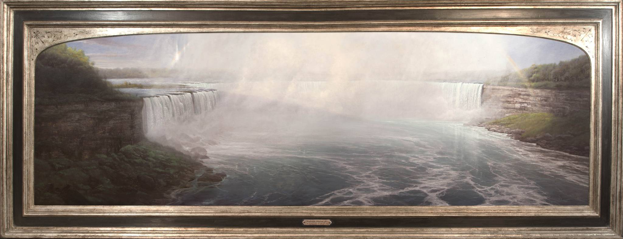 Painting Niagara - Exhibition